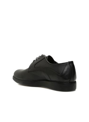 Divarese Divarese 5023757 Erkek Deri Ayakkabı Siyah